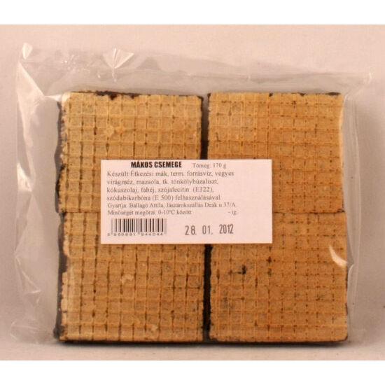 Mákos csemege mézes 170 g