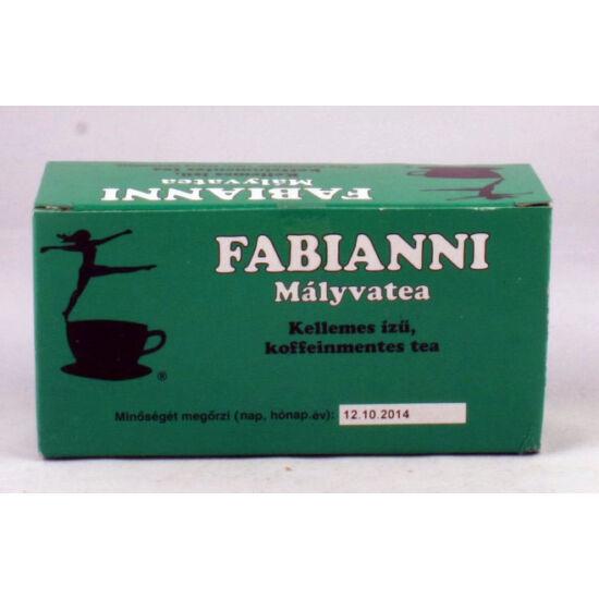Mályva tea testsúlycsökkentő /Fabianni/