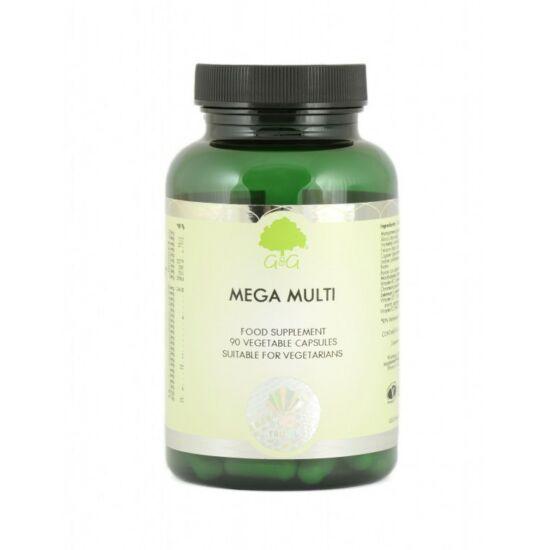 Mega Multi multivitamin 90 kapszula (G&G)
