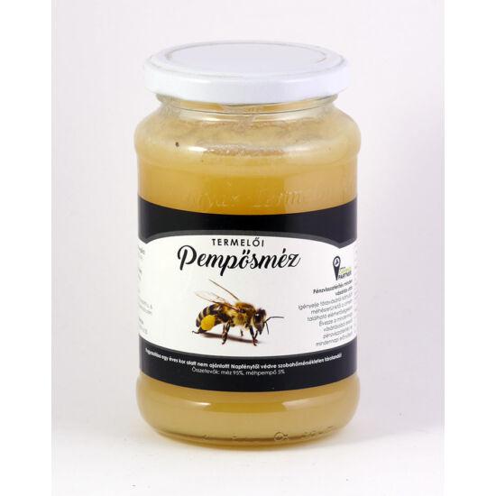 Méhpempős méz termelői 500 g