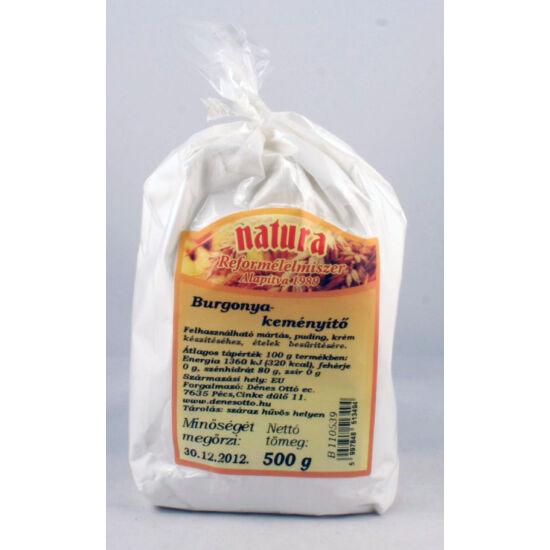 Natura burgonyakeményitő 500 g