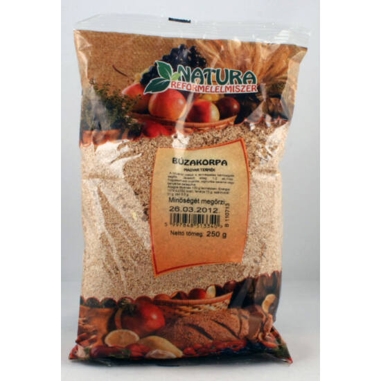 Natura étkezési búzakorpa 250 g
