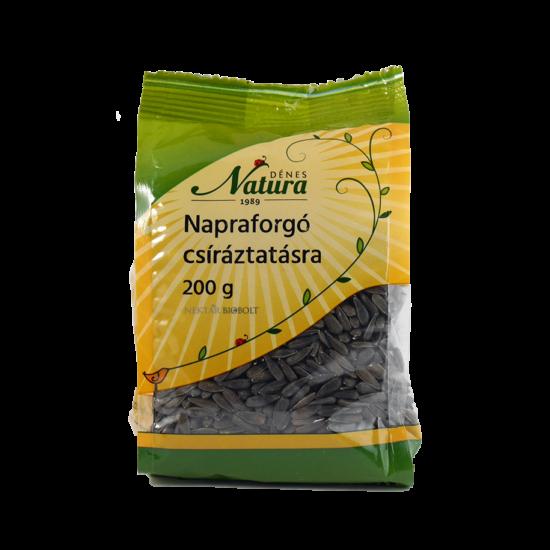 Natura napraforgómag csíráztatásra 200g