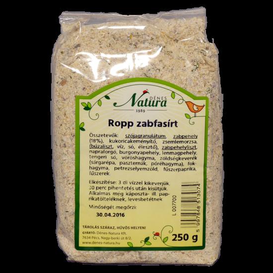 Natura ropp zabfasirtpor 250 g