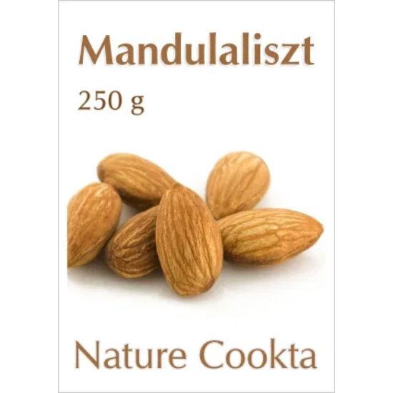 Nature cookta mandulaliszt 250 g
