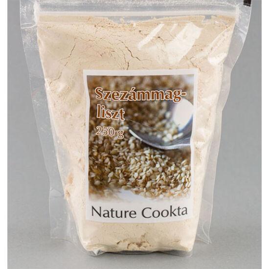 Nature cookta szezámmagliszt 250 g