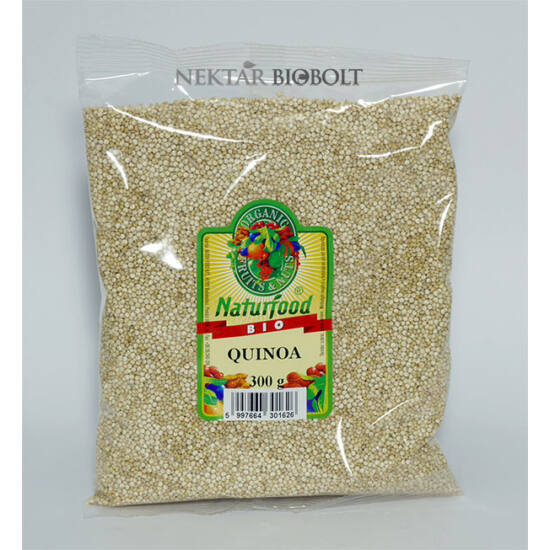 Quinoa bio 300 g - Naturfood