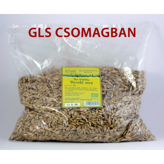 Naturgold bio tönköly búzafű mag 1000 g - GLS CSOMAGBAN RENDELHETŐ