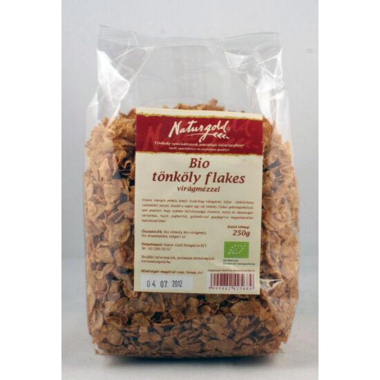 Naturgold bio tönköly flakes mézes