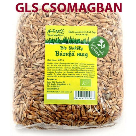 Naturgold bio tönkölybúzafű mag - GLS CSOMAGBAN RENDELHETŐ