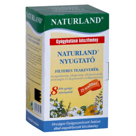 Naturland nyugtató tea