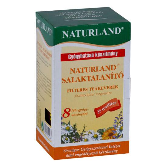 Naturland salaktalanitó tea
