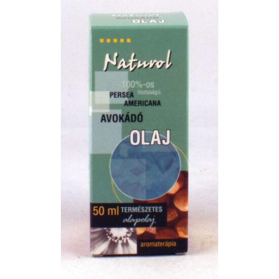 Naturol avokadó olaj 50 ml