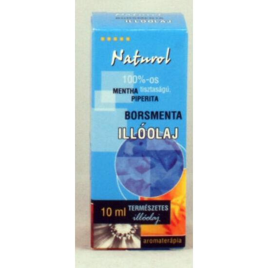 Naturol borsmenta olaj 10 ml