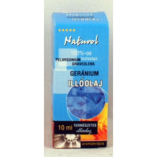 Naturol geránium olaj 10 ml