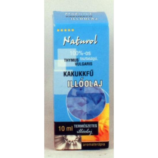 Naturol kakukkfű olaj 10 ml