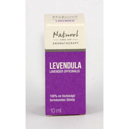 Naturol levendula olaj 10 ml