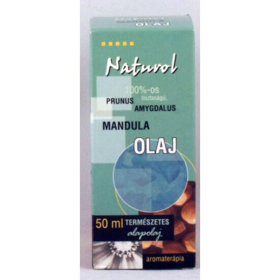 Naturol mandula olaj 50 ml