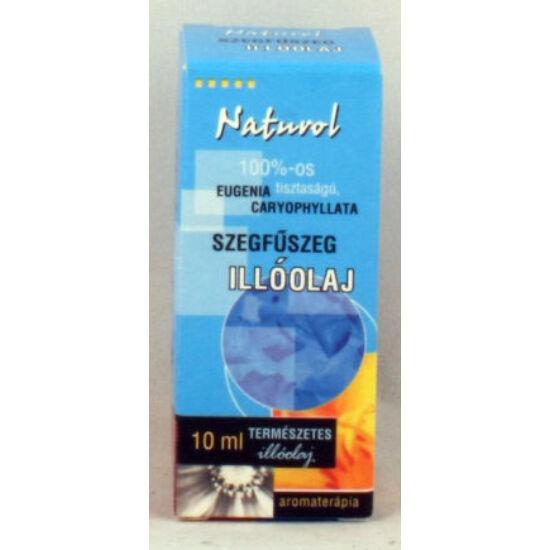 Naturol szegfűszeg olaj 10 ml