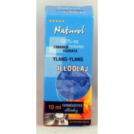 Naturol ylang-ylang olaj 10 ml