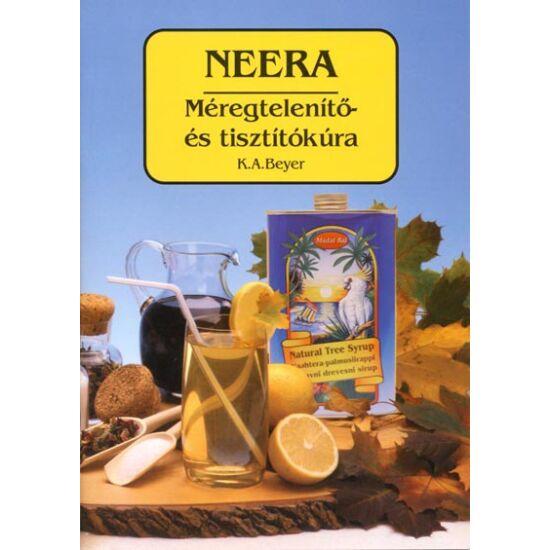 Neera méregtelenítő- és tisztítókúra (könyv)