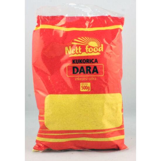 Nett Food kukoricadara