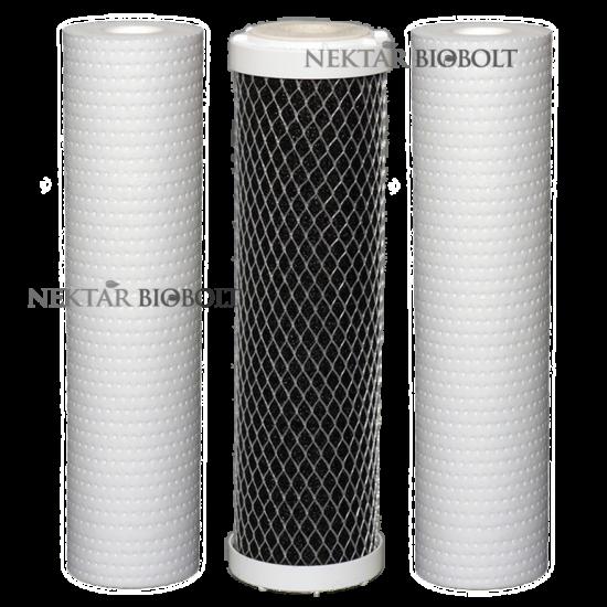 FRO5-MJG víztisztítóhoz 6 havonta cserélendő betét készlet
