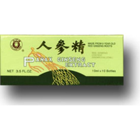 Dr.Chen Panax Ginseng ampulla