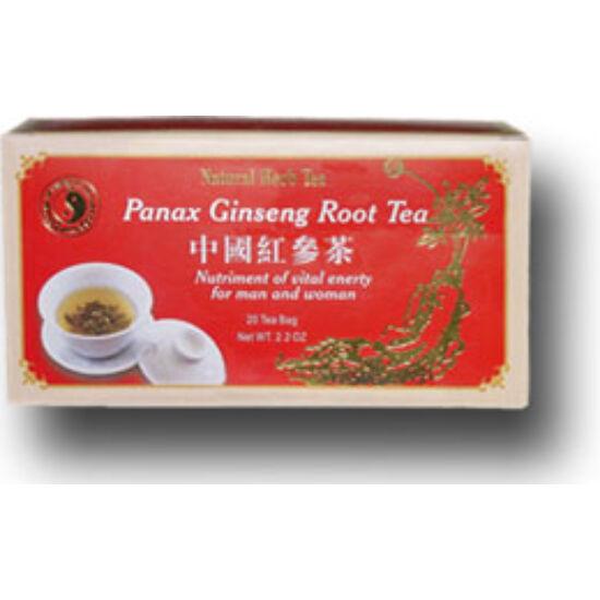 Dr.Chen Panax ginseng tea
