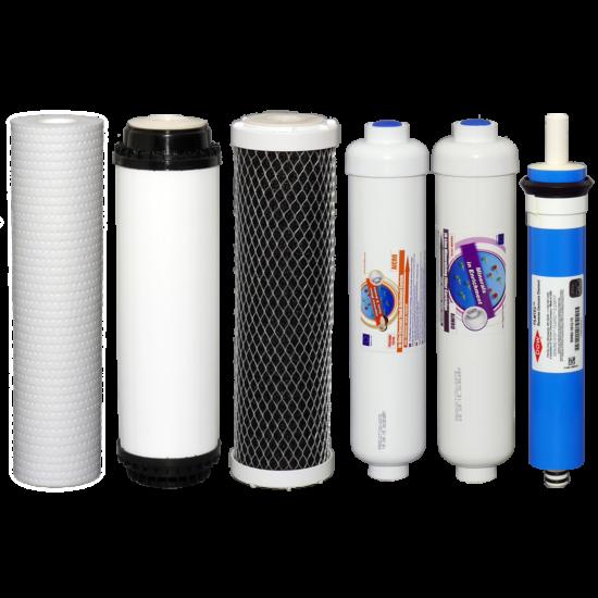 RX651 ozmózis víztisztítóhoz 24 havonta cserélendő betét készlet