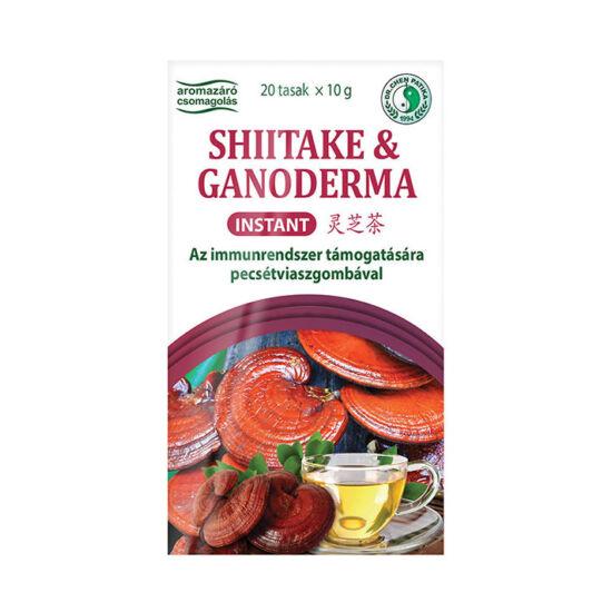 Dr.Chen Shiitake instant tea ganoderma