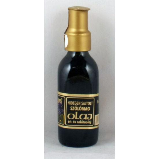 Solio hidegen sajtolt szőlőmag olaj 100ml