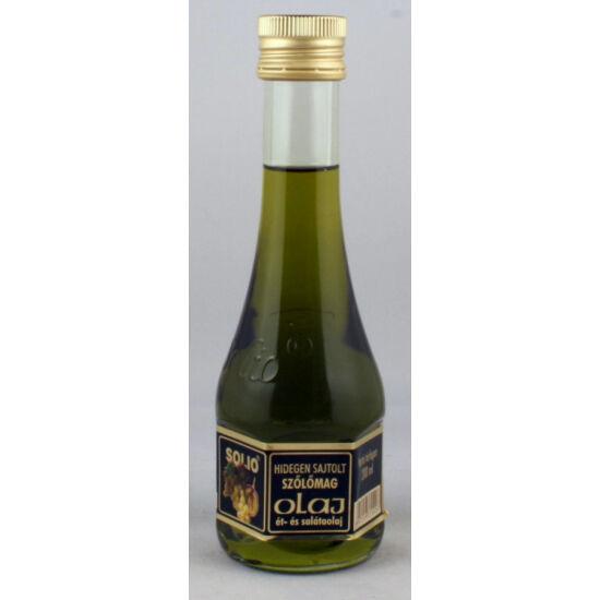 Solio hidegen sajtolt szőlőmag olaj