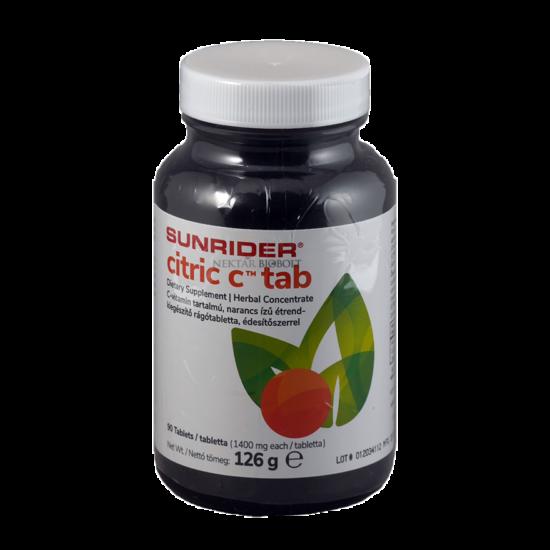 Sunrider Citric C Tab 90 tabletta