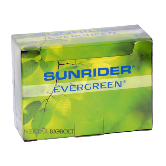 Sunrider Evergreen 10x15 ml fiola