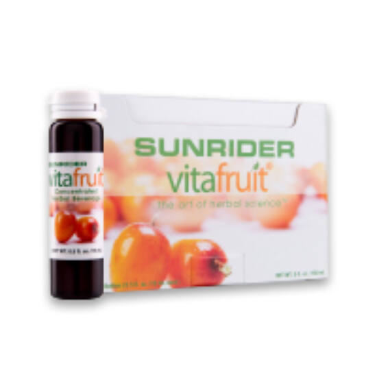 Sunrider Vitafruit 10*15ml fiola