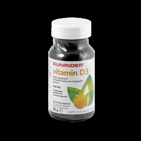 Sunrider Vitamin D3 1000NE 90 kapszula