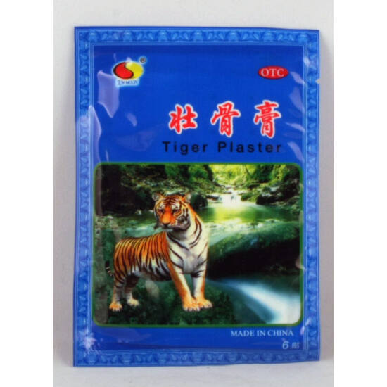 Tigris tapasz 6 db