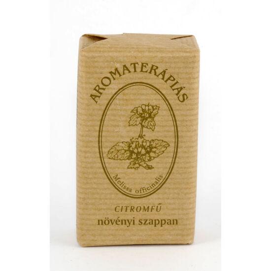 Tulasi aromaterápiás szappan citromfű olajos