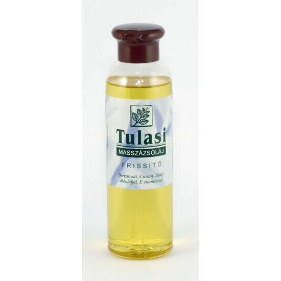 Tulasi masszázsolaj 250 ml frissítő