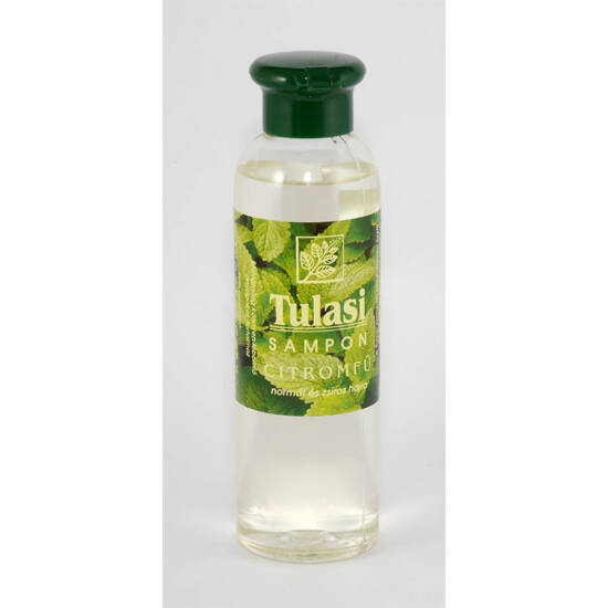 Tulasi sampon 250 ml citromfű