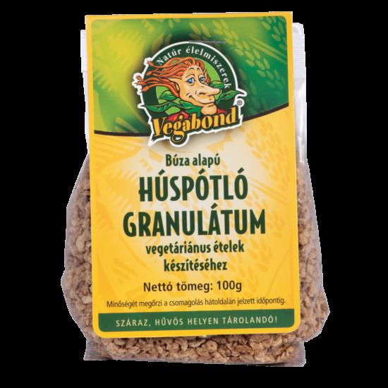 Vegabond búza alapú húspotló granulátum