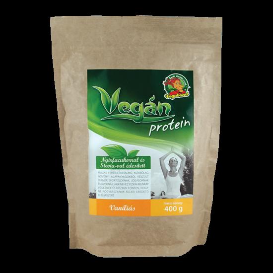 Vegabond vegán protein vaníliás