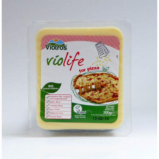 Violife növényi készítmény pizzához (olvadós)