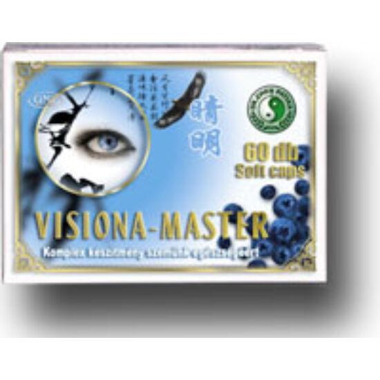 Dr.Chen Visiona mester kapszula 60 db