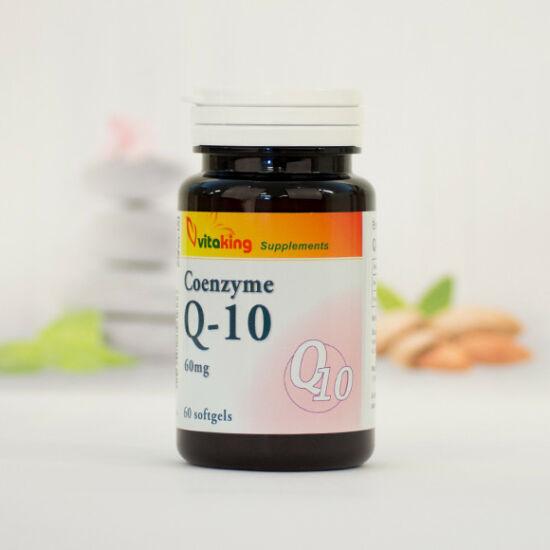 Vitaking q10 koenzim kapszula 60 mg