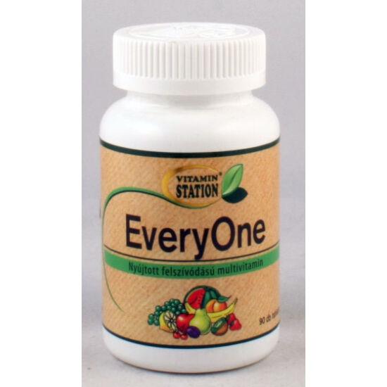 Vitamin Station every one tabletta 90 db