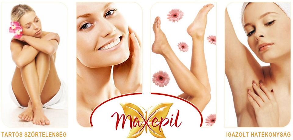 Maxepil szőrnövekedést gátló krém